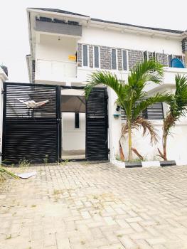 Luxury 4 Bedroom Semi Detached Duplex with Bq, Chevron Chevyview Estate, Nicon Town, Lekki, Lagos, Semi-detached Duplex for Sale