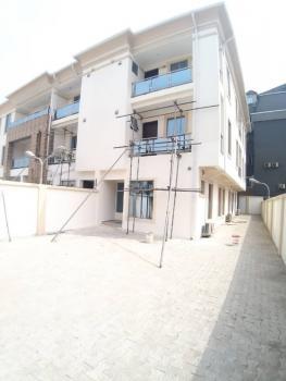 Newly Built 4 Bedroom Semi Detached Duplex, Oniru, Victoria Island (vi), Lagos, Semi-detached Duplex for Rent