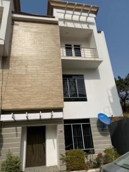a Tastefully  Furnished & Brand New 4bedroom Terrace Duplex, Guzape District, Abuja, Terraced Duplex for Sale