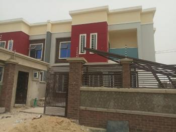 Exquisite Finished 4 Bedroom Semi Detached Duplex with Bq, After Chevron Toll Gate, Ajah, Lagos, Semi-detached Duplex for Sale