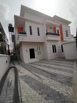 Newly Built and Well Finshed 4 Bedroom Detached Duplex with Bq, Divine Homes Gra Thomas Estate, Ajiwe, Ajah, Lagos, Detached Duplex for Sale