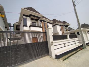 Newly Built and Well Finshed 4 Bedroom Duplex with Bq, Divine Homes Gra Thomas Estate, Ajiwe, Ajah, Lagos, Detached Duplex for Sale