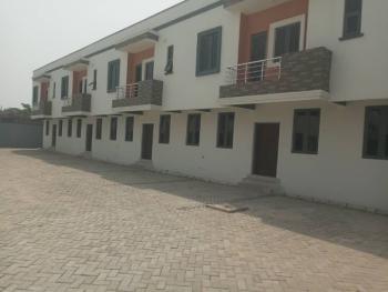 Luxury 3 Bedroom Terraced Duplex with Bq, Chevron, Bella Homes, Lekki Phase 2, Lekki, Lagos, Terraced Duplex for Sale