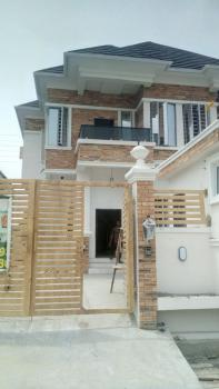 4bedroom Semi Detached Duplex, Chevron Drive Behind Atlantic View Mall, Lekki Phase 1, Lekki, Lagos, Semi-detached Duplex for Sale