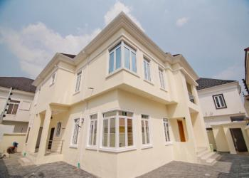 New Luxurious 5 Bedroom Detached Duplex with Bq in Chevy View., Chevyview Estate, Chevron L., Lekki Phase 1, Lekki, Lagos, Detached Duplex for Sale