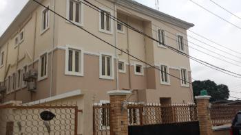 a Brand New 4 Bedroom Wing Duplex All Rooms En-suite with a/c, Bq, Pw Estate, Adeniyi Jones, Ikeja, Lagos, Semi-detached Duplex for Rent