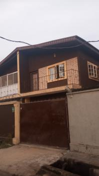 Nice 4 Bedroom Duplex with Bq, Off Adelabu, Surulere, Lagos, Semi-detached Duplex for Rent