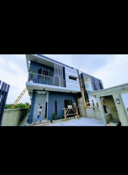 Exquisitely Finished 2 Units of 4 Bedroom Semi-detached Duplex + Bq, Off- Orchid Hotel Road , Lafiaji, Lekki, Lafiaji, Lekki, Lagos, Semi-detached Duplex for Sale
