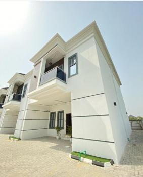 New 4 Bedroom Luxury Terraced Duplex Serviced, Ikota, Lekki, Lagos, Terraced Duplex for Sale