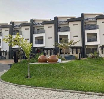 Smart 5 Bedrooms Terraced Duplex in an Exquisite Location, Jabi, Abuja, Terraced Duplex for Sale