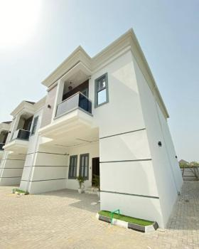 4 Bedroom Terrace with Bq and Playground, Ikota, Lekki, Lagos, Terraced Duplex for Sale