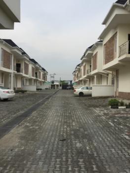 Units of 4 Bedroom Semi Detached Duplex + Bq, Mobil Road, Ilaje, Ajah, Lagos, Semi-detached Duplex for Sale