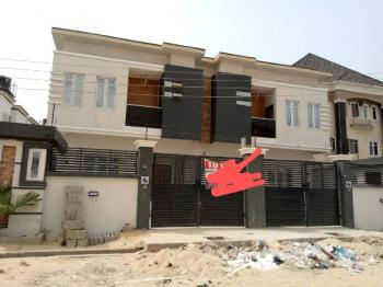 Neatly Finished 4 Bedrooms Duplex with a Bq, Ologolo, Lekki, Lagos, Detached Duplex for Rent