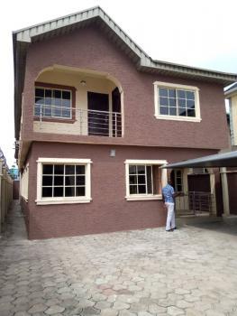 4 Bedroom Detached House, Labak Estate., Abule Egba, Agege, Lagos, Detached Duplex for Sale