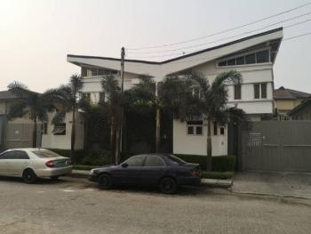 Luxury 5 Bedroom Duplex with a Room Bq, Lekki Phase 1, Lekki, Lagos, Semi-detached Duplex for Sale