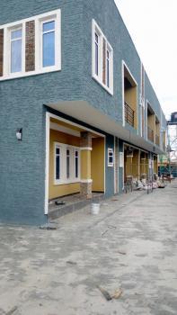 3 Bedroom Terrace Duplex 4 Unit, Greenland Estate, Ajah, Lagos, Terraced Duplex for Sale