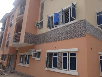 Brand New and Serviced 3 Bedroom Flat with Bq, By The Abc Cargo, Jahi, Abuja, Flat for Rent
