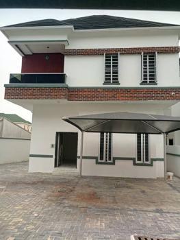 Newly Built 4 Bedroom Fully Detached Duplex, Before Agungi, Igbo Efon, Few Minutes Before Chevron, Daniels Garden, Osapa, Lekki, Lagos, Detached Duplex for Sale