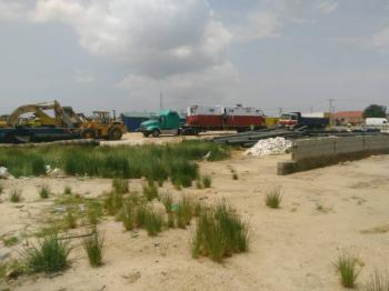 2 Acres of  Dry Water Front Land, Ado Road, Ado, Ajah, Lagos, Mixed-use Land for Sale