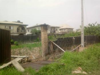 820sqm Land with 2 Bedroom Bungalow, Deeds and Survey, Seaside Estate, Badore, Ajah, Lagos, Residential Land for Sale