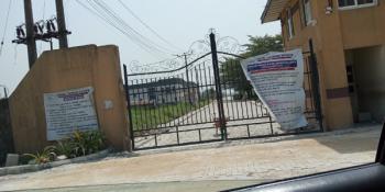 Estate Land 900spm, Behind Novare Mall, Sangotedo, Ajah, Lagos, Residential Land for Sale