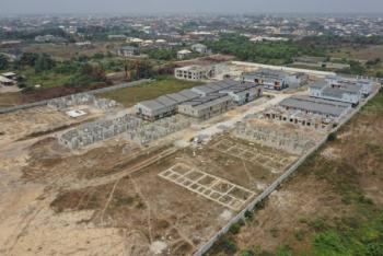 Estate Land C of O Dry, Abijo Gra, Sangotedo, Ajah, Lagos, Residential Land for Sale