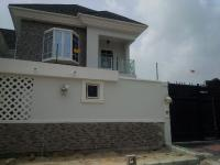 Brand New and Well Finished 4 Bedroom Detached House with Boys Quarters, (off Ajiran Road), Agungi, Lekki, Lagos, Semi-detached Duplex for Sale