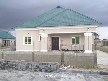 Brand New 4 Bedroom Bungalow with B/q, Plantation Garden City, Ughelli South, Delta, House for Sale