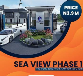 Estate Land, Before Refinery, Eleko, Ibeju Lekki, Lagos, Residential Land for Sale