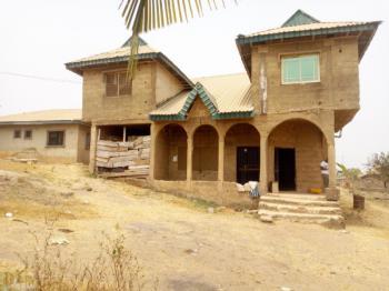 Executive 5 Bedroom Duplex Near The Main Road, Ojo Eki Street, Area 1, Liberty Academy Off Akala Express, Challenge, Ibadan, Oyo, Detached Duplex for Sale