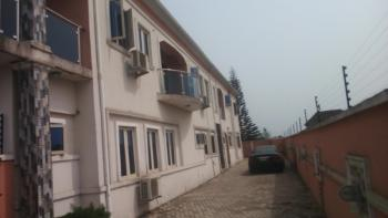 3 Bedroom in a Spacious Compound (negotiable), Goodnews Estate, Sangotedo, Ajah, Lagos, Flat for Rent