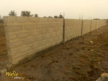 Plots of Dry Land, Gracville Estate, Ikegun, Ibeju Lekki, Lagos, Residential Land for Sale