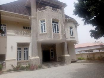 Ambassadorial 6 Bedrooms Detached Duplex, Off Alvan Ikoku Way, Maitama District, Abuja, Detached Duplex for Sale