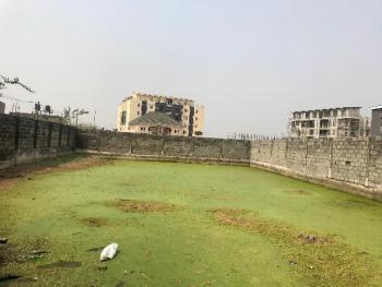 a Strategic Plot of Land Measuring 800sqm Fenced, Off Spar Road, Seagate Estate Ikate, Ikate Elegushi, Lekki, Lagos, Residential Land for Sale
