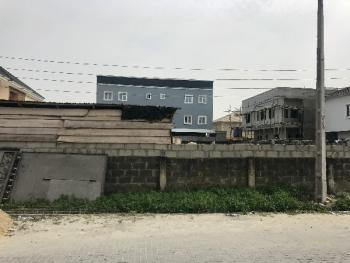 a Strategic Plot of Land Measuring 857sqm Sandfilled & Fenced, By Prime Waters Garden., Ikate Elegushi, Lekki, Lagos, Mixed-use Land for Sale