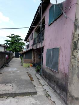 4-units 3 Bedrooms Flat with 2 Boys Quarter, Omotoye Estate, Orile Agege By Iyana Ipaja,, Agege, Lagos, Block of Flats for Sale