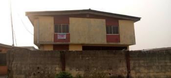 Block of Flat with Undeveloped Land Area, Oguntade Bus Stop, Shasha/akowonjo,, Shasha, Alimosho, Lagos, Flat for Sale