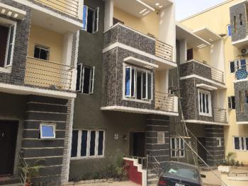 Brand New 4-bedroom Terrace Duplex with Bq, Idris-gidado Street, Wuye, Abuja, Terraced Duplex for Rent
