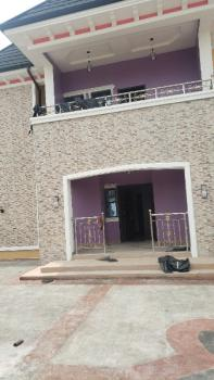 Luxurious Brand New 4 Bedroom Duplex with Bq in an Estate, Naf Harmony Estate Off Eliozu, Gra Phase 3, Port Harcourt, Rivers, Detached Duplex for Sale