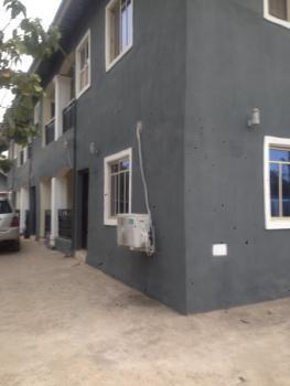2 Bedroom Flat with 2 Toilets, 1 Room Ensuite with a Big Parlor, Located Behind Saga Suite Axis, Nekede Owerri, New Owerri, Owerri, Imo, Mini Flat for Rent