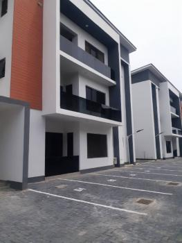 Newly Built 4 Bedroom Terraced Duplex with Boys Quarter, Ologolo, Lekki, Lagos, Terraced Duplex for Rent