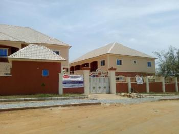 a Well Finished 4bedroom Semi Detached Duplex with One Room Bq, Plot 425 B 2 Close First Avenue Gwarinpa Abuja, Life Camp, Gwarinpa, Abuja, Semi-detached Duplex for Rent