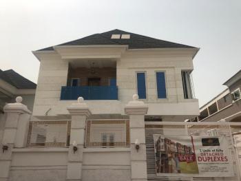 Brand New & Luxuriously Finished 4 Bedroom Fully Detached Duplex with Bq, Lekki Phase 1, Lekki, Lagos, Detached Duplex for Sale