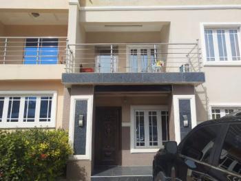 Serviced Semi Detached Duplex, Lake Chad, Maitama District, Abuja, Semi-detached Duplex for Sale