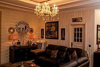 Luxury 3 Bedroom Apartment, 18, Niyi Oni Street Ikolaba Estate, New Bodija, Ibadan, Oyo, Detached Bungalow Short Let