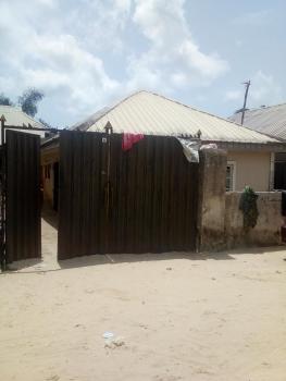 Two Mini Flat on Quarter Plot, Off Bola Ahmed Tinubu Road,, Bogije, Ibeju Lekki, Lagos, Block of Flats for Sale