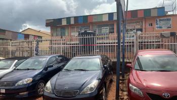 8 Plot of Land with 2 Big Warehouses, Along Sapele Road Opposite Santana Market, Benin, Oredo, Edo, Warehouse for Sale