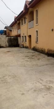 Block of 4 Flats, Off Aina Street, Fagba Lagos, Ogba, Ikeja, Lagos, Block of Flats for Sale