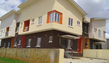 Brand New 4 Bedroom Duplex, Godab Estate, Life Camp, Gwarinpa, Abuja, Semi-detached Duplex for Rent