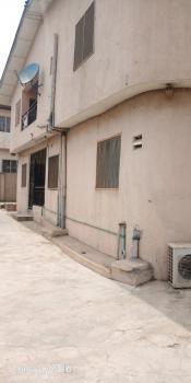 Renovated 3 Bedrooms Ground Flat, Soluyi, Gbagada, Lagos, Flat for Rent